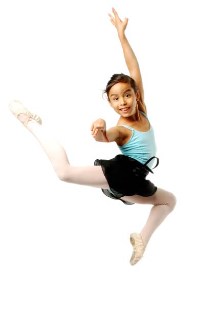 Linda's Dance Works - Classes for kids 7-9 years of age in Berkley Michigan
